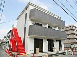 エクレール橋本[3階]の外観