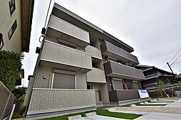 VILLA北花田D-room[2階]の外観