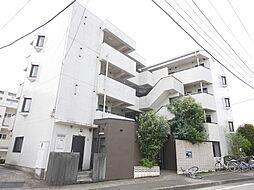 神奈川県座間市入谷4丁目の賃貸マンションの外観
