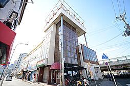 大阪府堺市堺区栄橋町2丁の賃貸マンションの外観