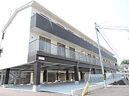 長崎県長崎市滑石2丁目の賃貸アパートの外観