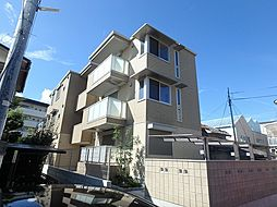 大阪府箕面市桜井2丁目の賃貸アパートの外観