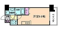 エクセレント上新16[2階]の間取り