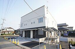 栃木県下野市大光寺2丁目の賃貸アパートの外観