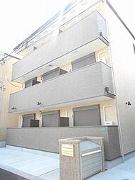 アッシュメゾン加美正覚寺V[2階]の外観