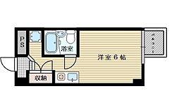 第7東昌ハイツ[3階]の間取り