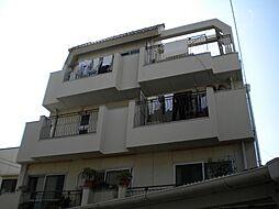 安原マンション[4階]の外観
