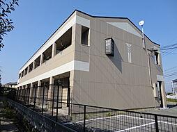 滋賀県彦根市野瀬町の賃貸マンションの外観