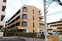 カザリヤマンションA棟[1階]の外観