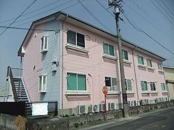 愛知県豊田市元宮町1丁目の賃貸アパートの外観