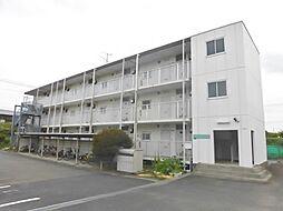 神奈川県大和市中央林間西1丁目の賃貸マンションの外観