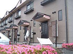 岐阜県可児市徳野南1丁目の賃貸アパートの外観