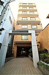 グラン・ドムール田辺[8階]の外観