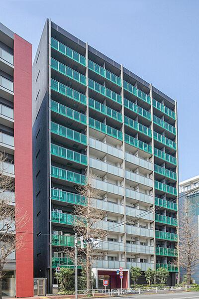 パークハビオ渋谷神山町[703号室]の外観