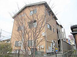 小田急小田原線 鶴川駅 バス8分 鶴川台中央下車 徒歩1分の賃貸アパート