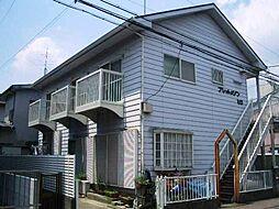 神奈川県横浜市南区中島町4丁目の賃貸アパートの外観