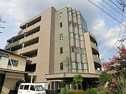 東京都狛江市岩戸北1丁目の賃貸マンションの外観