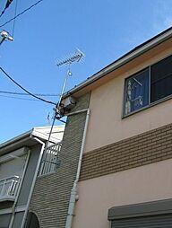 東京都品川区東大井1丁目の賃貸アパートの外観