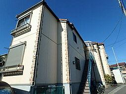 埼玉県さいたま市緑区松木1丁目の賃貸アパートの外観