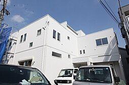 [一戸建] 神奈川県川崎市高津区北見方2丁目 の賃貸【/】の外観