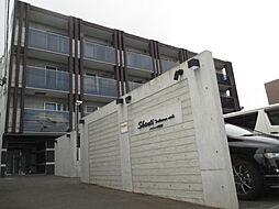 北海道札幌市豊平区月寒西二条10丁目の賃貸マンションの外観