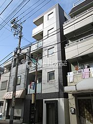 エフパークレジデンス横浜反町[3階]の外観