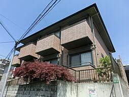 東京都練馬区豊玉南1丁目の賃貸アパートの外観
