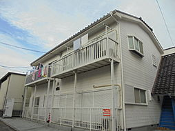 神奈川県横浜市港南区丸山台4丁目の賃貸アパートの外観