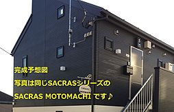 神奈川県横浜市磯子区森が丘2丁目の賃貸アパートの外観