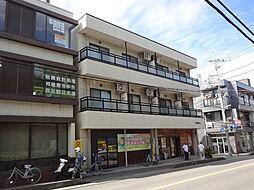 埼玉県入間市豊岡3丁目の賃貸マンションの外観