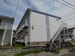 ハイツPay[1階]の外観