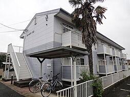 埼玉県三郷市番匠免1丁目の賃貸アパートの外観