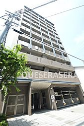 大阪府大阪市天王寺区大道2丁目の賃貸マンションの外観