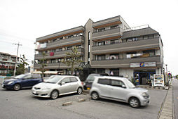 栃木県宇都宮市中今泉3丁目の賃貸マンションの外観