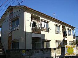 第二渋谷ハイツ(末広)[201号室]の外観