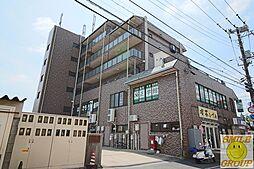 千葉県船橋市夏見台1丁目の賃貸マンションの外観