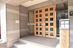 東京都文京区本駒込2丁目の賃貸マンションの外観