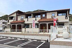 名鉄名古屋本線 国府駅 バス6分 御油橋西下車 徒歩11分の賃貸アパート