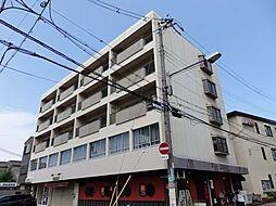 大阪府豊中市玉井町1丁目の賃貸マンションの外観