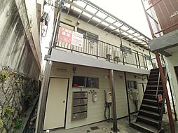 寺口ハイツ[2階]の外観