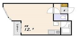 URBビル[5階]の間取り