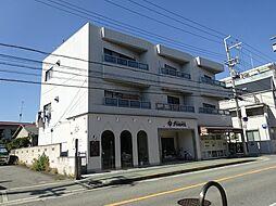 増田中桜塚マンション[3階]の外観