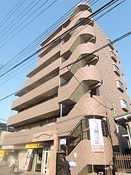 レーベンス八幡[6階]の外観