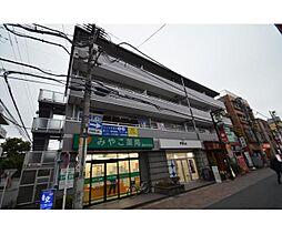 埼玉県越谷市越ヶ谷1丁目の賃貸マンションの外観