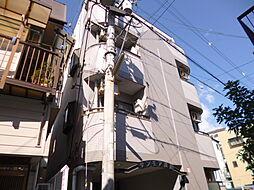 大阪府大阪市東淀川区東淡路3丁目の賃貸マンションの外観