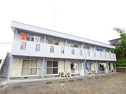 小島ハイツ2号[2階]の外観