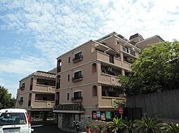 千葉県柏市大山台2丁目の賃貸マンションの外観