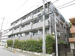 神奈川県大和市中央林間5丁目の賃貸マンションの外観