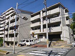 大阪府豊中市西緑丘2丁目の賃貸マンションの外観