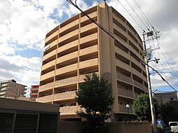 キャニスコート上新庄[4階]の外観